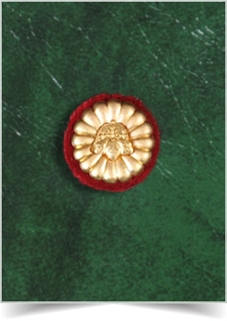 A Japanese Patent Attorney's Badge
